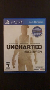 Uncharted: The Nathan Drake Collection-PS4