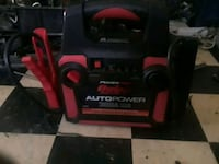 Black and red jump starter Louisville, 40215