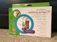 Brand New UpSpring Baby Walking Wings in box 2401 mi