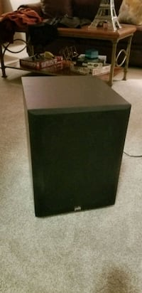 PSB alpha subsonic5 home theater  subwoofer Saint Thomas, N5R 1C5