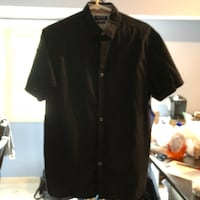 black button-up shirt East Providence, 02916