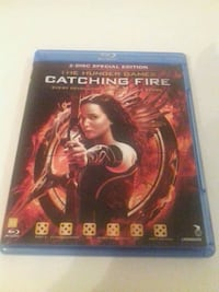 The Hunger Games Catching Fire Lindås, 5914
