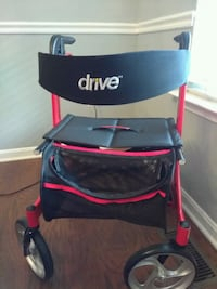 black and red Chicco stroller Waldorf, 20601