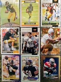 Baseball, football, basketball, hockey cards Westminster, 80021