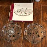 Holly Christmas Plates Innisfil, L9S 1Y2