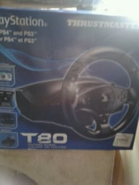 Ps4 steering wheel