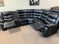 Monico blue tooth speaker sectional. American Fork, 84003