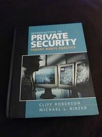 Introduction To Private Security book
