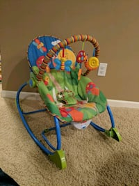 Fisher-Price vibrating baby rocker Maple Grove, 55311