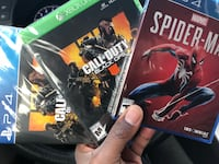 two Xbox 360 game cases Baltimore, 21230