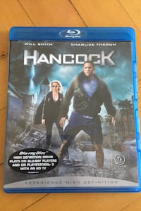 Hancock Bluray film