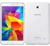 """*firm price* Samsung Galaxy Tab 4 Android WiFi 8"""" Tablet Quad Core 16GB (pick up only) Toronto"""