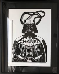Darth Vader by Ben Frost is Dead Dallas, 75248