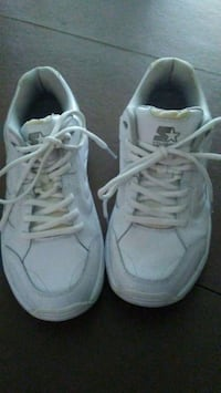 pair of white Starter low-top sneakers Palm Bay, 32908