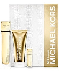 NEW! EXCLUSIVE Michael Kors Sexy Amber 3 Piece Set Markham, L3S 3P7
