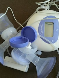 Breast pump just in 80 dollars  Toronto, M4H 1H9