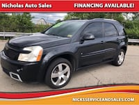 Chevrolet - Equinox - 2008 Duquesne