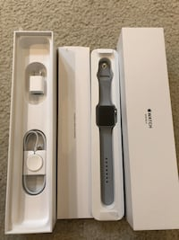 Apple Watch 42mm Silver Brand new opened box Gaithersburg, 20877