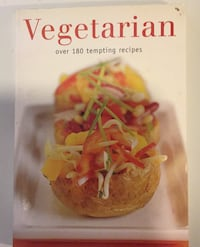 Vegetarian - Over 180 Tempting Recipes