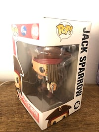 POP Figure Jack Sparrow - NEW/Never Opened