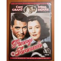 """Penny Serenade"" Dvd - Cary Grant & Irene Dunne Bethesda, MD, USA"