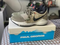 Paul George 1 (PG1) size 8 basketball shoes  Toronto, M5M 1T4