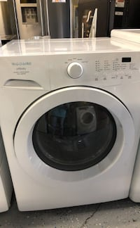 FRIGIDAIRE 4.5 CU FT FRONT LOAD WASHER