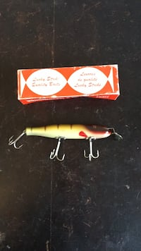 Lucky Strike Muskie Plug Fishing Lure Oshawa, L1J