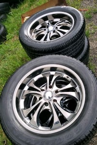 BOSS TIRES for sale  [TL_HIDDEN]  inch Simcoe County, L9R 1V3