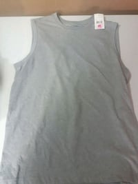 Men's grey tank  Airdrie, T4A 2A4