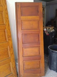 Wood door  Michigan City, 46360