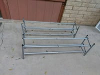 stainless steel 3-layer rack Mesa