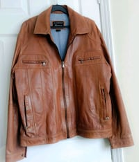 Brand new leather jacket from LA MARQUE Collection Richmond Hill, L4C