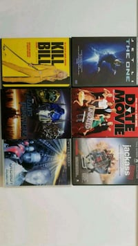 DVDs $1 each  Montreal