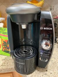 Bosch Tassimo, lightly used Single serve Espresso/Coffee maker Stephens City, 22655