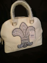 White handbag New