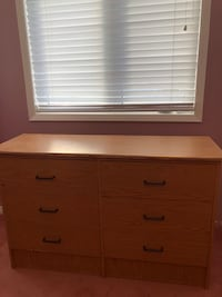 6-drawer chest for sale