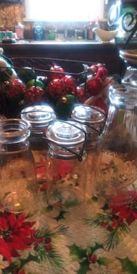Old jars $20 for the set