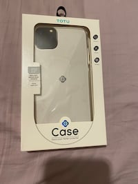 iPhone 11 Pro Max clear case Richmond Hill, L4B 4L8