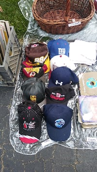 Whole lot of hats  TOMSRIVER