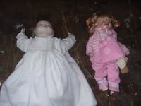Ceramic dolls! Yorkana, 17406