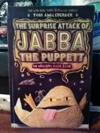 The surprise attack of Jabba the puppett West Valley City