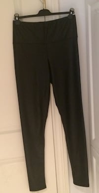 High waist leather pants (new size L fits m as well) Montréal, H3A 1N5