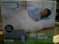 AERO BED! Built in pump! Airs up in seconds!  Indio