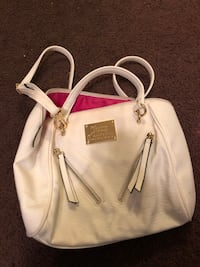 White leather juicy couture bag  Beaumont, 92223