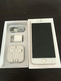 Iphone 6 plus gold 128 gb Istanbul