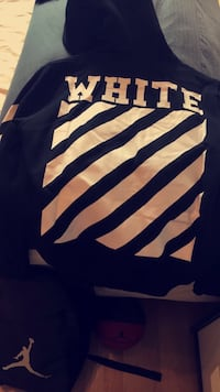Off-white 13 angels caravaggio black Oslo, 0977