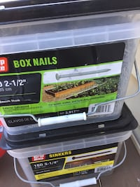 1 box of nails new Des Moines, 50310