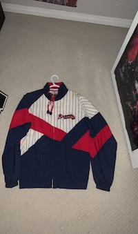 Vintage Atlanta Braves Jacket Size Medium Burlington, L7M 0C8