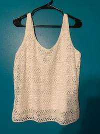 Crochet  tank top Tulsa, 74104